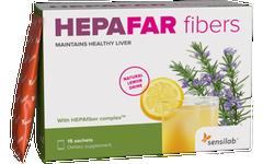Hepafar fibers