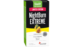 NightBurn EXTREME – Edycja Limitowana o smaku ananasowym!