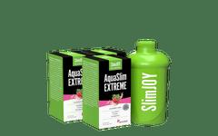 AquaSlim EXTREME 1+2 GRATIS + Shaker GRATIS