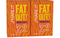 Fat Out! Thermo Burn: 1+1