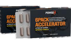 6Pack Accelerator - fórmula mejorada 1+1 GRATIS