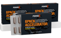6PACK ACCELERATOR Improved 1+2 GRATIS