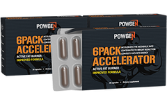 3x 6PACK ACCELERATOR Improved