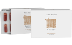 AVENOBO Curcuma 1+1 FREE