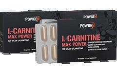 L-carnitine Max Power 1+2 FREE