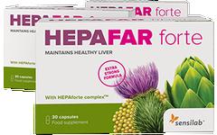 HEPAFAR Forte 1+2 FREE