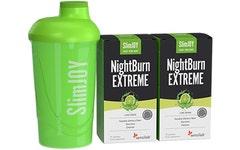 NightBurn EXTREME 1+1 GRATIS & SHAKER
