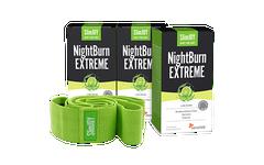 3x NightBurn EXTREME + posilňovacia guma ZDARMA