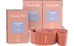 Slim Tummy Caps 1+2 GRATIS și Bandă pentru exerciții CADOU