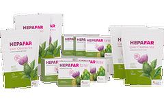Détox du foie & amincissement : Cure 3 mois Hepafar Forte et Tisane