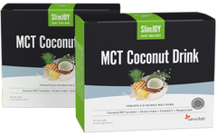 MCT Coconut Drink 1+1 FREE