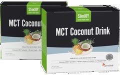 Bevanda con olio MCT al cocco 1+1 GRATIS