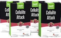 Cellulite Attack : 1+3 OFFERTS