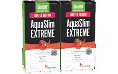 AquaSlim EXTREME 1+1 GRATIS [Limitierte Edition mit Erdbeergeschmack]