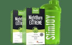 NightBurn EXTREME 1+1 GRATIS + Shaker GRATIS