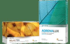 AdrenaLux + DARILO: Relax Tea