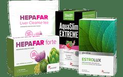 Pack Anti-celulitis + Té Hepafar de REGALO