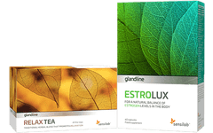 EstroLux + Relax Tea