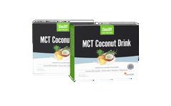 Bebida de coco MCT 1+1 GRATIS