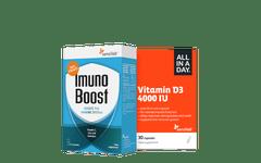 Paquete Inmunidad con vitamina D3