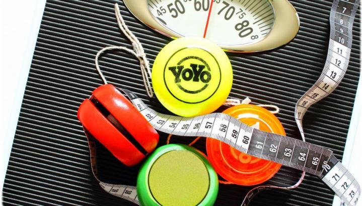 opriți pierderea în greutate yo yo